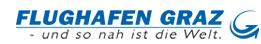 Logo Flughafen Graz